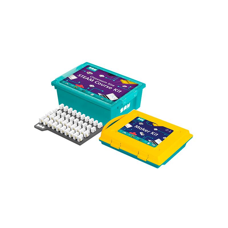 Maker Classrom Bundle - Caixas