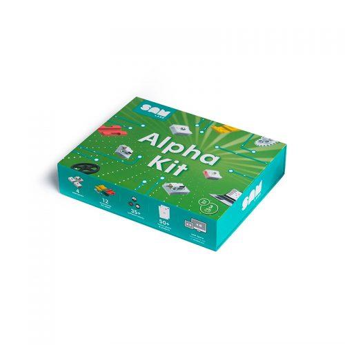 Alpha Kit Caixa