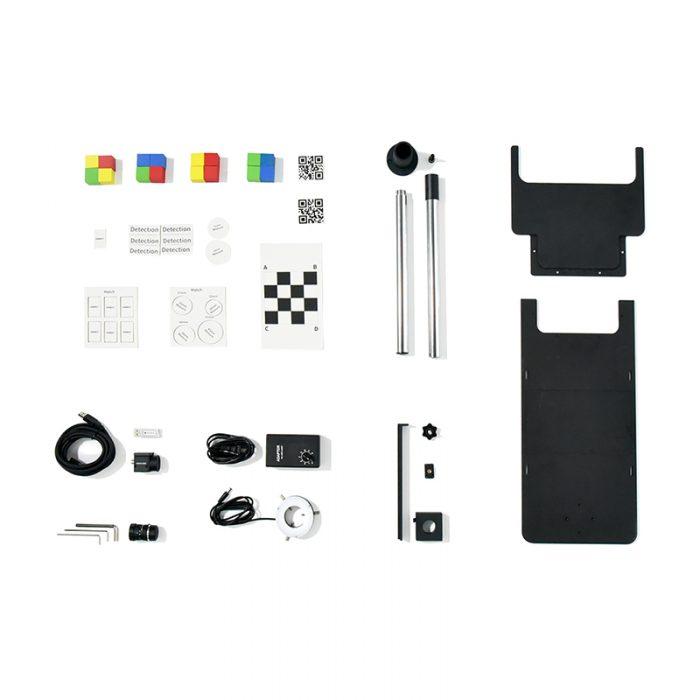 Dobot Magician - Vision Kit Elementos