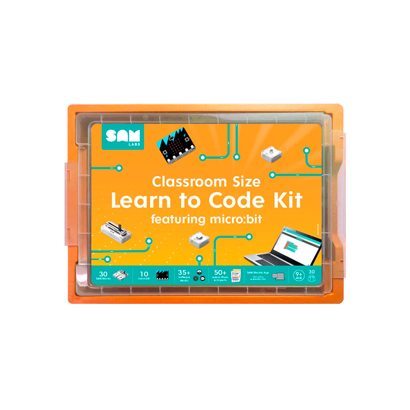 Leran to Code Kit Caixa