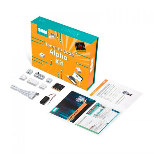 SAM Labs Learn to Code - Alpha Kit