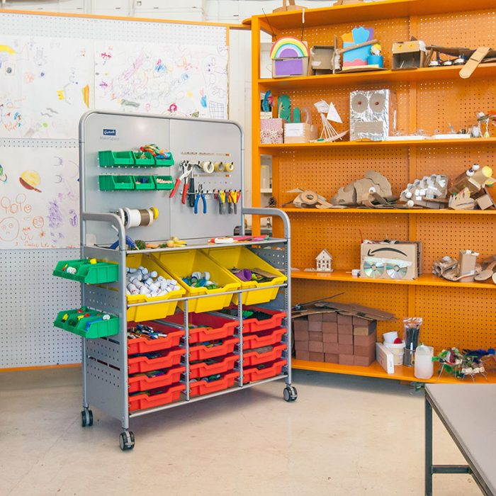 MakerSpace Trolley